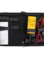 Недорогие -12v электронный автомобильный автомобильный аккумуляторный тестер реле реле тестер - желтый