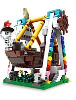 Недорогие -Конструкторы 520 pcs совместимый Legoing Очаровательный Все Игрушки Подарок