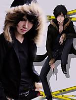 Недорогие -Вдохновлен DuRaRaRa Косплей Аниме Косплэй костюмы Японский Косплей толстовки Кофты Назначение Муж.