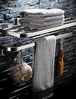 Недорогие -Держатель для полотенец Многослойный Modern Нержавеющая сталь