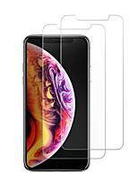 Недорогие -2шт закаленное стекло протектор экрана для iphone 11/11 pro / 11 pro max / xs max / xr / xs / x / 8plus / 8 / 7plus / 7 / 6plus / 6