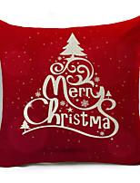 Недорогие -1 шт. Постельное белье наволочка праздник рождество бросок наволочка