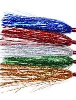 Недорогие -6 pcs Мухи Мухи Тонущие Bass Форель щука Морское рыболовство Ловля нахлыстом Ловля на крючок Металл / Пресноводная рыбалка / Обычная рыбалка