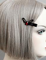 Недорогие -Жен. лакомство Массивный Винтаж Резина Ткань Сплав Заколки для волос Halloween Тематическая вечеринка
