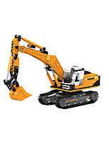 Недорогие -Конструкторы 722 pcs совместимый Legoing Очаровательный Все Игрушки Подарок