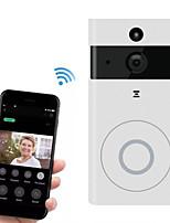 Недорогие -фабрика oem d07 wifi без экрана (вывод по приложению) телепью видеонаблюдение голосовой домофон беспроводной умный дом wifi мобильное приложение программное обеспечение удаленный интеллектуальный