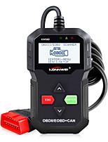 Недорогие -konnwei kw590 obdii авто автомобиль код неисправности двигателя сканер сканер диагностический инструмент obd2 scan