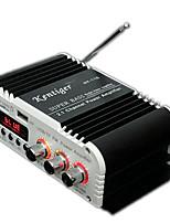 Недорогие -Усилитель мощности автомобиля цифровой аудиоплеер Bluetooth 2.1 канал 45 Вт 2x 20 Вт Hi-Fi стерео