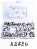 Недорогие -50 шт. / Коробка крепежные гайки m6 крепежные винты m6 * 20 модели a1834