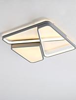 Недорогие -CONTRACTED LED® 3-Light Линейные / геометрический Потолочные светильники Потолочный светильник Окрашенные отделки Металл LED 110-120Вольт / 220-240Вольт Теплый белый / Холодный белый