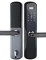 Недорогие -Factory OEM K9 сплав цинка / Алюминиевый сплав Замок / Блокировка отпечатков пальцев / Интеллектуальный замок Умная домашняя безопасность Android система RFID