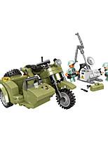 Недорогие -Конструкторы 256 pcs совместимый Legoing Очаровательный Все Игрушки Подарок