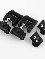 Недорогие -усовершенствованный черный алюминиевый капот защелки на джип Wrangler 2007-2018