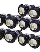 Недорогие -Дневные ходовые огни источник резервного копирования задний ход стояночная сигнальная лампа водонепроницаемый 23 мм из светодиодов орлиный глаз diy початок 12 В