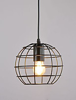 Недорогие -Оригинальные Подвесные лампы Рассеянное освещение Окрашенные отделки Металл Творчество 110-120Вольт / 220-240Вольт