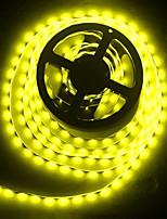 Недорогие -5 метров Гибкие светодиодные ленты / Гирлянды 300 светодиоды 5050 SMD 1 адаптер x 12V 2A Тёплый белый / Белый / Красный Водонепроницаемый / Для вечеринок / Декоративная 85-265 V 1 комплект