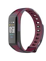 Недорогие -Star89 смарт-браслет Bt фитнес-трекер поддержка уведомлять / монитор сердечного ритма спорт водонепроницаемый SmartWatch совместимый Samsung / Android / Iphone