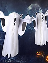 Недорогие -Хэллоуин призрак фестиваль бар висит призрак атмосфера украшения аксессуары трехмерные призрак шарм украшения