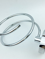 Недорогие -Сушилки для волос Новый дизайн / Cool Modern Нержавеющая сталь 1шт На стену