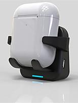 Недорогие -Новая быстрая беспроводная зарядка наушников. Новая подставка для зарядного устройства.