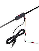 Недорогие -автомобильная электронная антенна усилитель FM-сигналов лобовое стекло FM-радио антенна