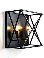 Недорогие -Творчество / Новый дизайн Современный современный / Северный стиль Настенные светильники В помещении / кафе Металл настенный светильник 110-120Вольт / 220-240Вольт 60 W
