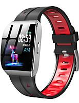 Недорогие -Смарт-часы x1 Поддержка BT Фитнес-трекер Уведомление / монитор сердечного ритма Спорт SmartWatch совместимые телефоны Iphone / Samsung / Android