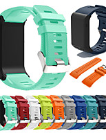 cheap -Watch Band for Vivoactive HR Garmin Classic Buckle Silicone Wrist Strap