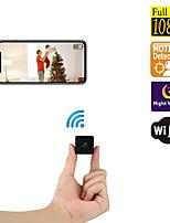 Недорогие -Q14 HD 2-мегапиксельная мини шпионская IP-камера Крытый Поддержка 128 ГБ