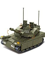 Недорогие -Конструкторы 344 pcs совместимый Legoing трансформируемый Все Игрушки Подарок