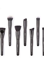 Недорогие -профессиональный Кисти для макияжа 7pcs Мягкость Новый дизайн Cool удобный Деревянные / бамбуковые за Косметическая кисточка