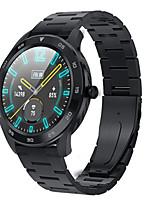 Недорогие -Смарт Часы Цифровой Современный Спортивные силиконовый 30 m Защита от влаги Пульсомер Bluetooth Цифровой На каждый день На открытом воздухе - Черный Коричневый Черный / серый