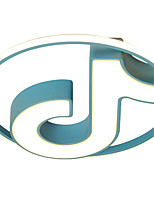 Недорогие -HEDUO Потолочные светильники Потолочный светильник Металл 110-120Вольт / 220-240Вольт Теплый белый