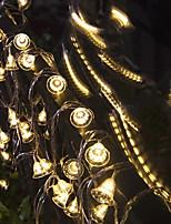 Недорогие -3 м рождественский колокольчик огни 20 светодиодов теплый белый / RGB / белый / рождественский ночной свет / вечеринка / декоративные / USB питание 1 комплект