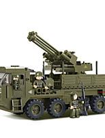 Недорогие -Конструкторы 306 pcs совместимый Legoing трансформируемый Все Игрушки Подарок