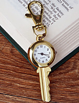 Недорогие -Муж. Карманные часы Кварцевый Старинный Творчество Новый дизайн Повседневные часы Аналого-цифровые Винтаж - Золотистый