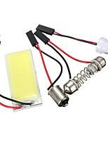 Недорогие -1 шт. 2.6 Вт початка 36 чипов светодиодная внутренняя световая панель t10 ba9s гирлянда купол лампы автомобиля лампы