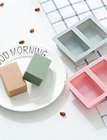 Недорогие -DIY силиконовые мыло формы, чтобы сделать мыло ручной работы формы 3d овальной формы квадратные мыла смешные формы подарки