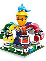 Недорогие -Конструкторы 350 pcs совместимый Legoing Очаровательный Все Игрушки Подарок