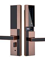 Недорогие -Factory OEM 820 Алюминиевый сплав Блокировка отпечатков пальцев / Пароль Умная домашняя безопасность Android система Отпирание отпечатка пальца / Разблокировка пароля / Разблокировка APP
