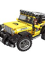 Недорогие -Конструкторы 512 pcs совместимый Legoing Очаровательный Все Игрушки Подарок