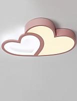 Недорогие -CONTRACTED LED® 2-Light Оригинальные Потолочные светильники Потолочный светильник Окрашенные отделки Алюминий Диммируемая, LED 110-120Вольт / 220-240Вольт Теплый белый + белый