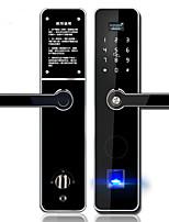 Недорогие -Factory OEM M3 Старая медь / Алюминиевый сплав Замок / Блокировка отпечатков пальцев / Интеллектуальный замок Умная домашняя безопасность Android система RFID