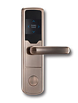 Недорогие -Factory OEM PRND-RF107 сплав цинка Блокировка карты Умная домашняя безопасность Android система RFID Дом / офис / Гостиница Деревянная дверь (Режим разблокировки Сумки для карточек)