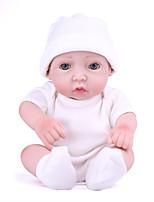 Недорогие -Куклы реборн Куклы Мальчики Девочки 12 дюймовый Силикон - Безопасность Подарок Очаровательный Детские Универсальные / Девочки Игрушки Подарок
