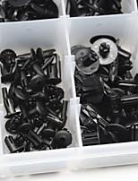 Недорогие -166 шт. Крыло двери капот бампер отделка клипса фиксатор ассортимент крепеж для toyota lexus