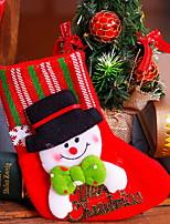 Недорогие -Рождественские украшения Праздник Хлопковая ткань Мини Оригинальные Рождественские украшения