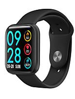 Недорогие -Смарт Часы Цифровой Современный Спортивные силиконовый 30 m Защита от влаги Пульсомер Bluetooth Цифровой На каждый день На открытом воздухе - Черный Золотистый Розовый