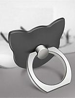 Недорогие -палец кольцо мобильного телефона смартфон держатель для iphone xs huawei samsung сотовый телефон круглое кольцо автомобильный держатель стенд