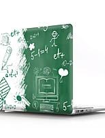 Недорогие -Твердый переплет ПВХ оболочки для MacBook Pro воздуха сетчатки 11/12/13/15 (a1278-a1989) доска математика